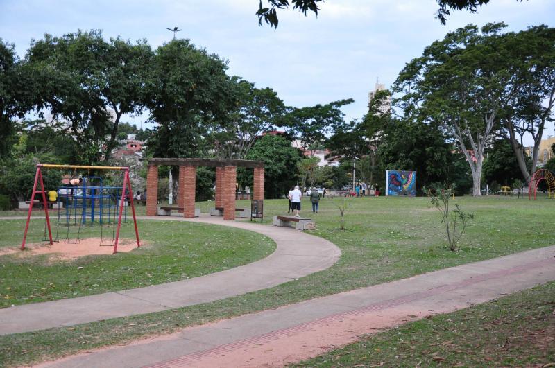 Programação esportiva ocorre amanhã no Parque do Povo