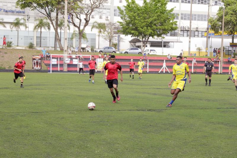 Evento esportivo reuniu equipes amadoras de diversas cidades da região