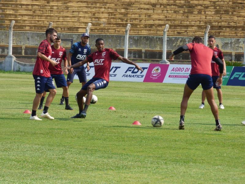 Grêmio Prudente realizou seu último treino na manhã de hoje antes de confronto deste domingo