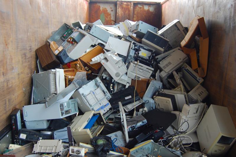 Estimativa neste ano é arrecadar mais de 70 toneladas de lixo eletrônico