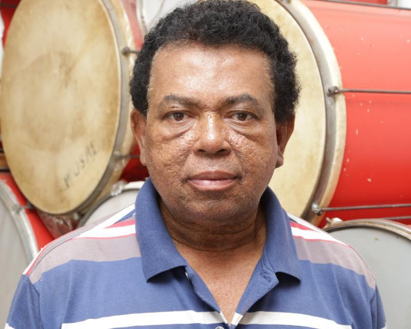 Edison José da Silva, presidente do Conselho Municipal da Igualdade Racial de Presidente Prudente