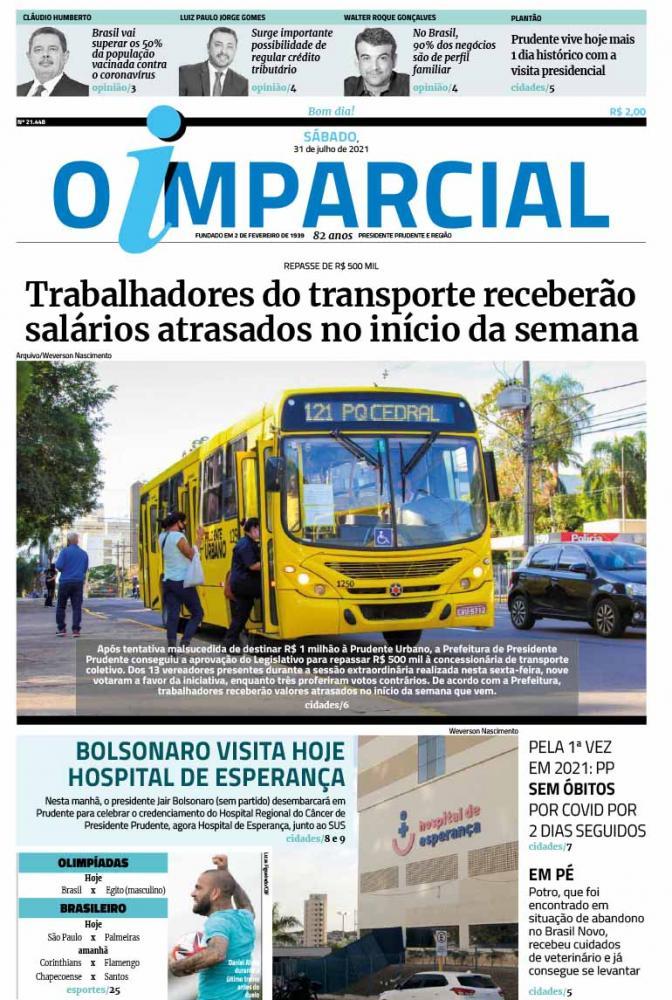 Trabalhadores do transporte receberão salários atrasados no início da semana - Câmara aprova repasse de R$ 500 mil para pagar funcionários do transporte