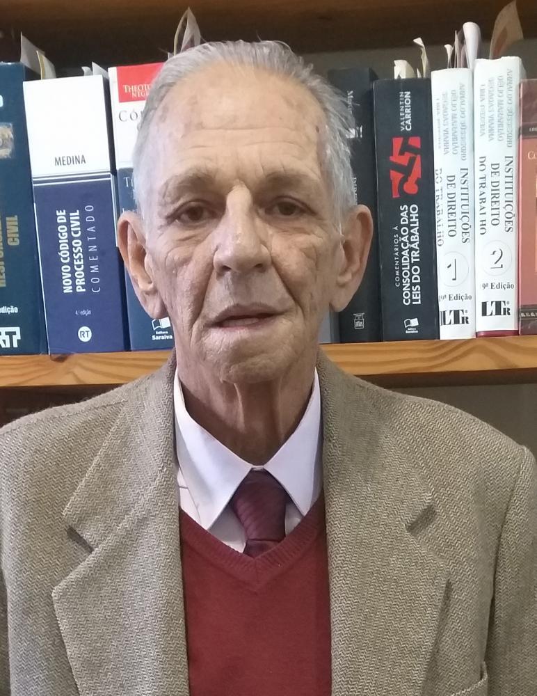 Colunista Ronaldo Delfim Camargo