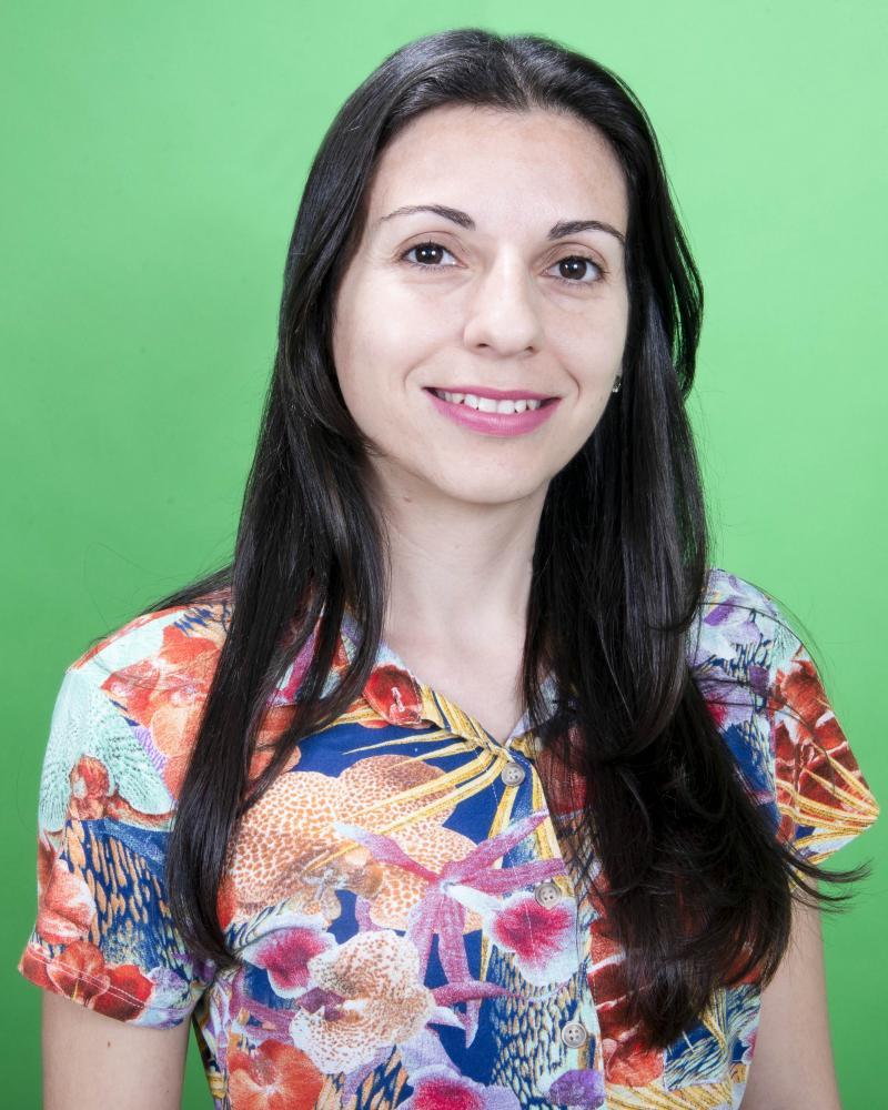 Colunista Valéria Cataneli Pereira