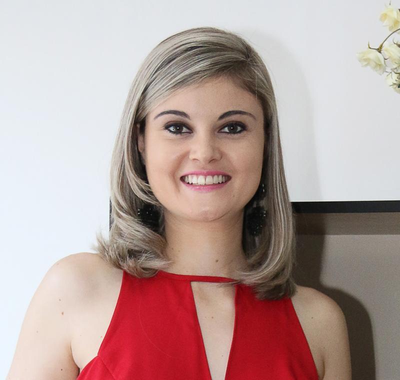 Colunista Nathália Lisboa