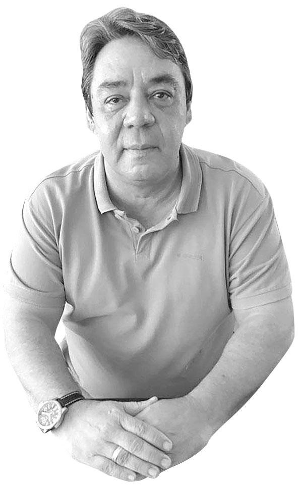 Colunista Marco Antonio Del Grande Alegre