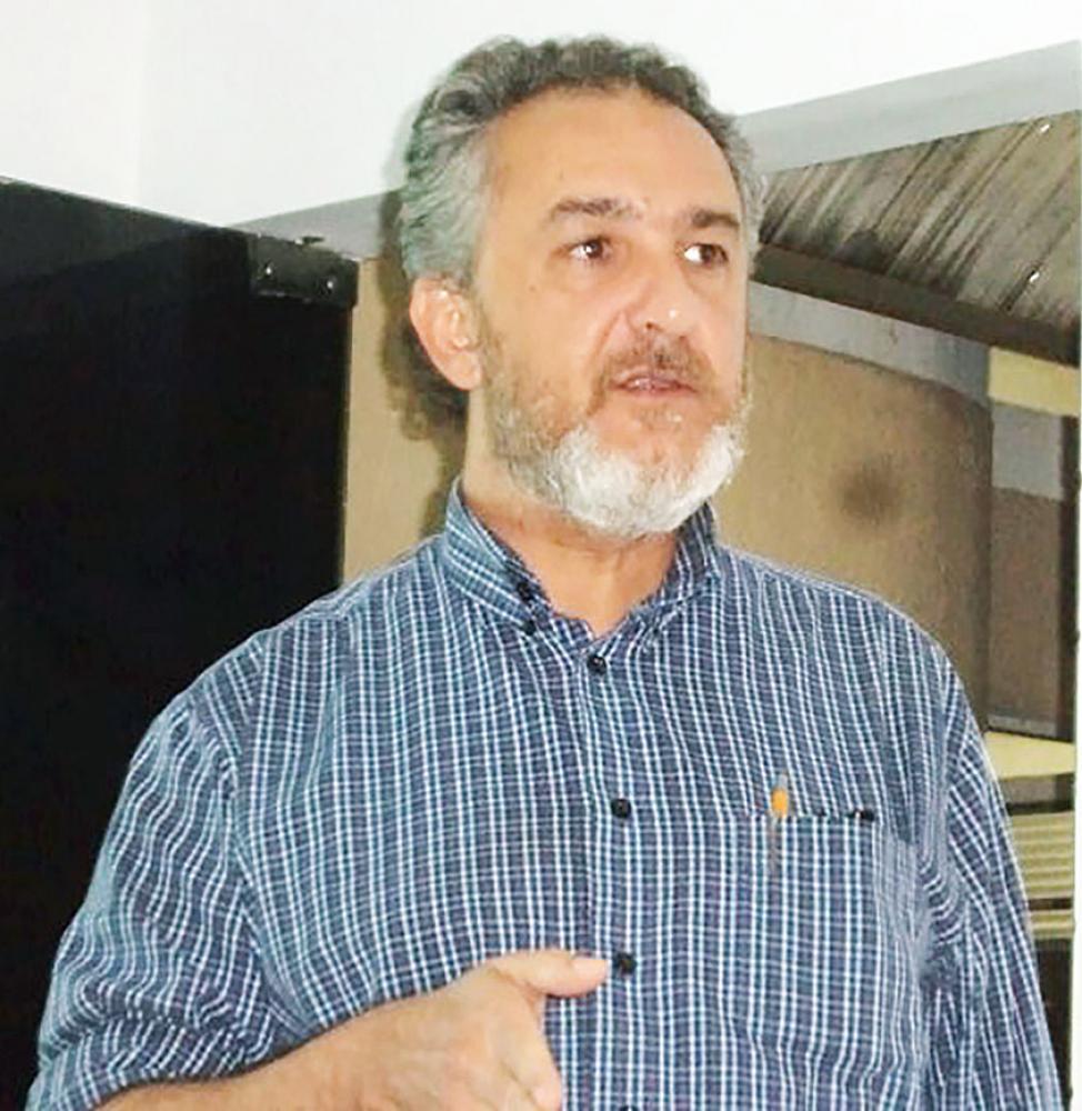 Colunista Everaldo S. Melazzo