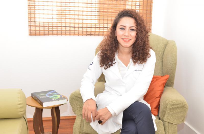 Colunista Fernanda Machado