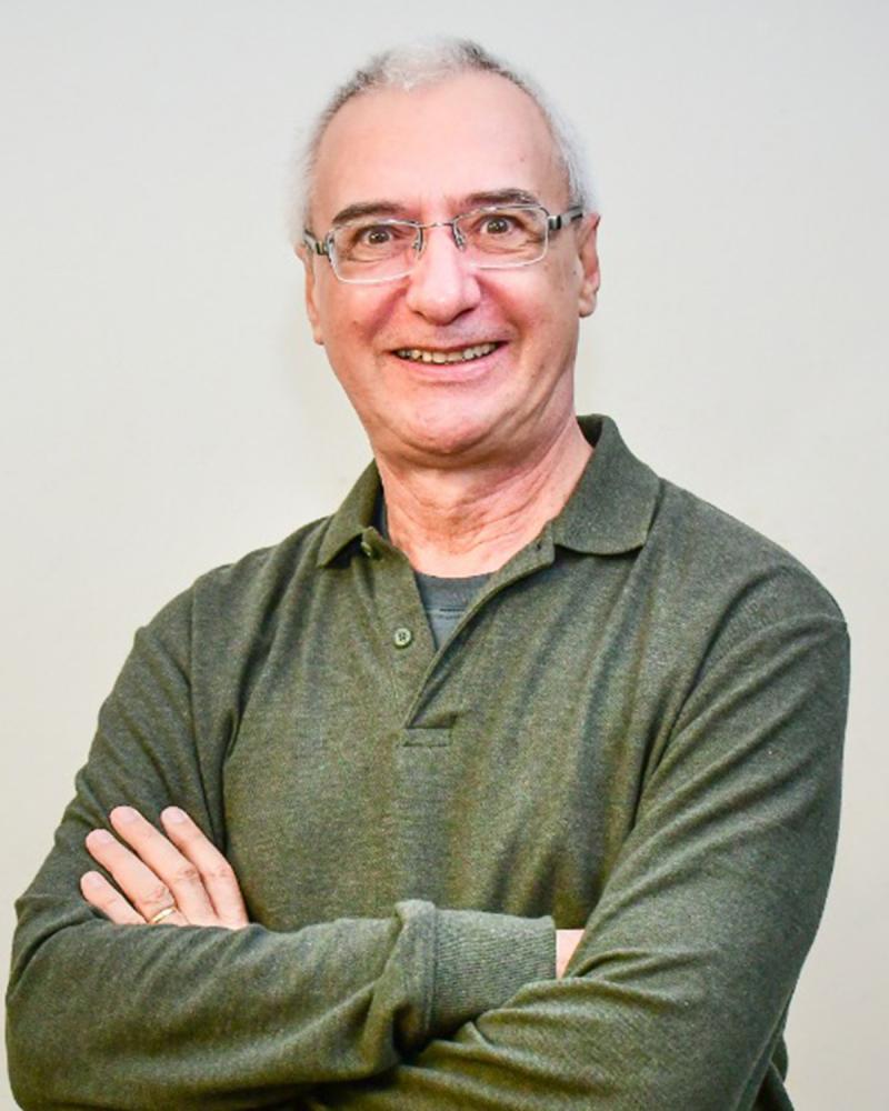Colunista Wilson Roberto Lussari