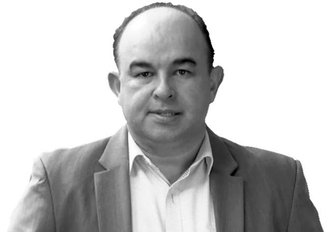 Colunista Cristiano Machado