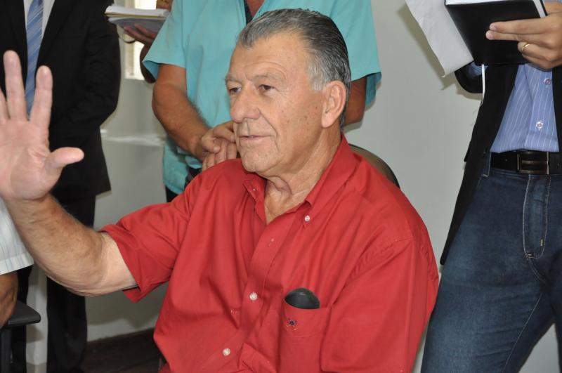 Arquivo - Roberto Volpe é a favor da implantação de presídio em Anastácio