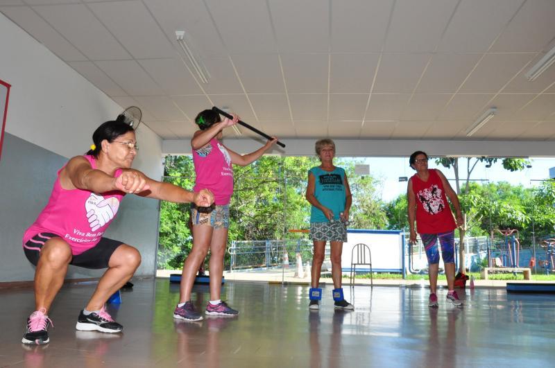 José Reis - Praças da Juventude ofertam atividades gratuitas para famílias prudentinas