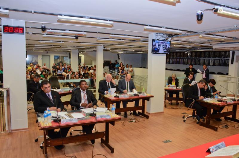 Maycon Morano/AI da Câmara de Prudente - Na mesma sessão, vereadores aprovaram três projetos de lei