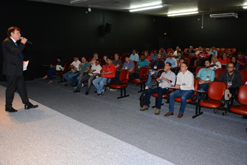 Prefeitura de Prudente - Encontro na Inova Prudente reuniu aproximadamente 50 cidades e 150 gestores