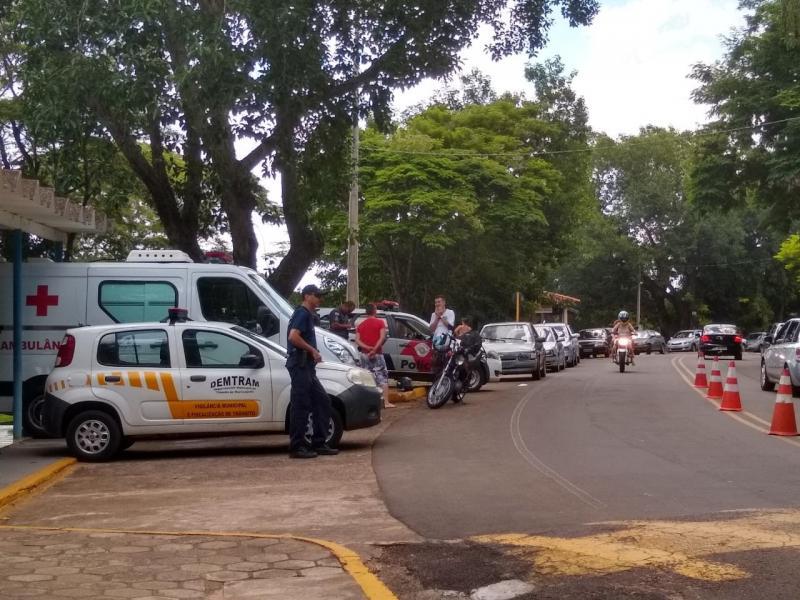 Cedida/Guarda Civil - Fiscalização das autoridades ocorreu na Rodovia Vereador Osvaldo Campioni Ascêncio