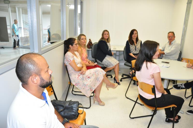 José Reis - Atendimento aos consumidores é efetuado no Cejusc pelo Procon, Fundação Procon e OAB
