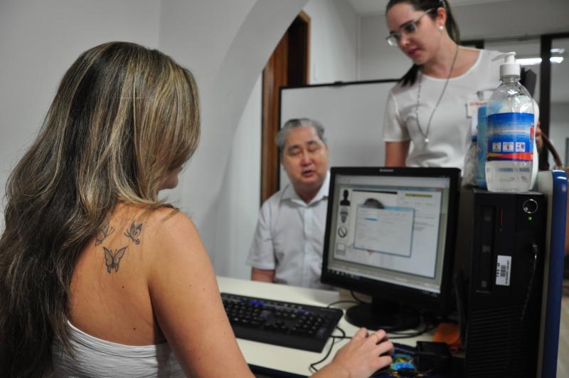 José Reis Demanda é alta nos cartórios eleitorais por biometria e justificativa de ausência nas urnas nos pleitos