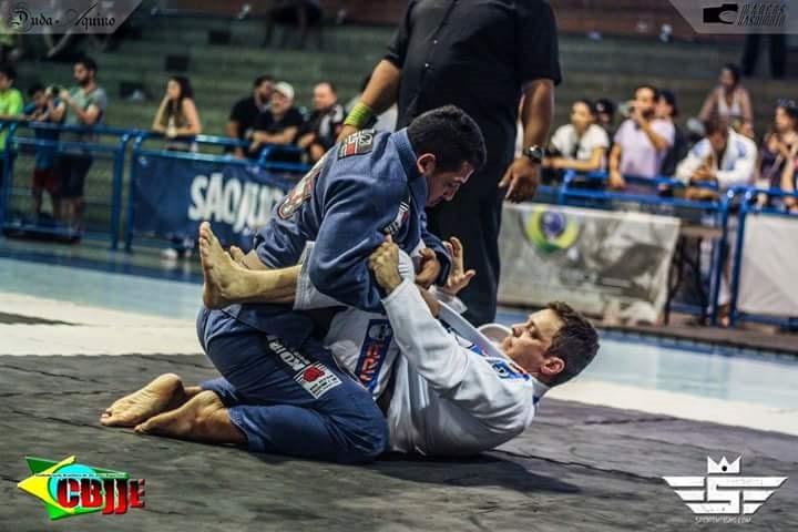 Foto: Cedida / Atleta carrega vitória em campeonatos mundiais, brasileiro e sul-americanos