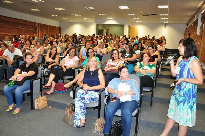 José Reis  - 2ª Conferência Municipal de Educação ocorreu na tarde de ontem em Prudente