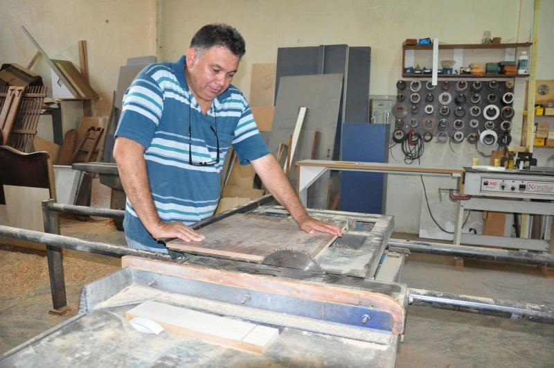 José Reis - Indústria de móveis foi um dos setores em destaque no último mês