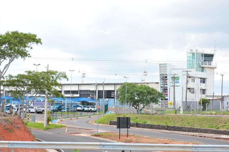 Arquivo  - Construção do novo espaço da Receita deve ocorrer nas proximidades do aeroporto e custar até R$ 40 milhões