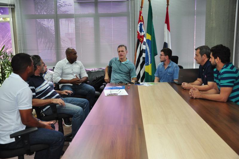 José Reis - Proposta foi apresentada ontem ao prefeito Nelson Bugalho