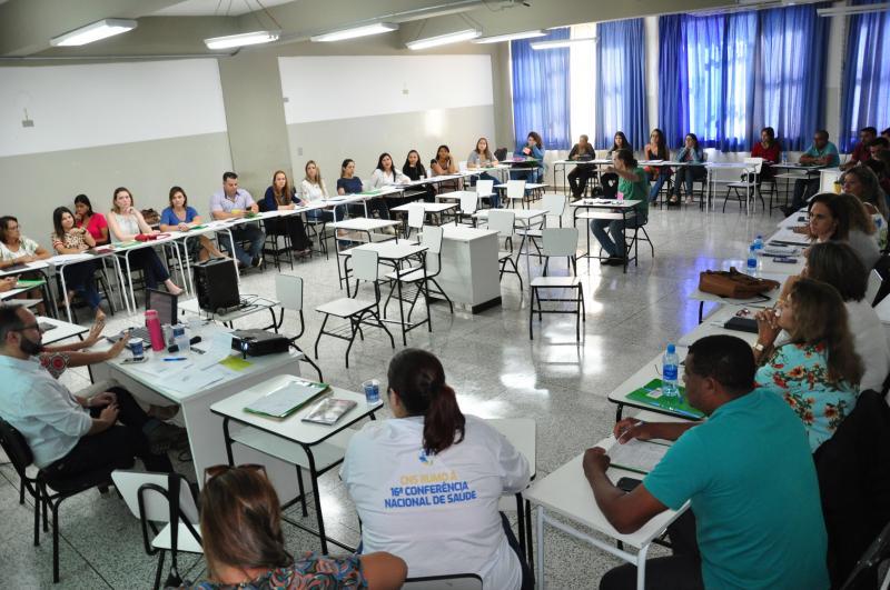 José Reis - Foram discutidos cinco eixos para que contemplem a fase macrorregional e o documento final contempla 20 diretrizes