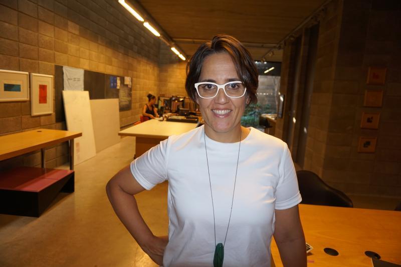 DINAMISMO A arquiteta e urbanista Cristiana Pasquini, fundadora do Grupo de Arquitetura de Presidente Prudente