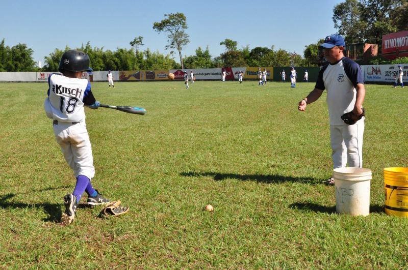 José Reis:Time do ABC Paulista treinou nos campos da Acae
