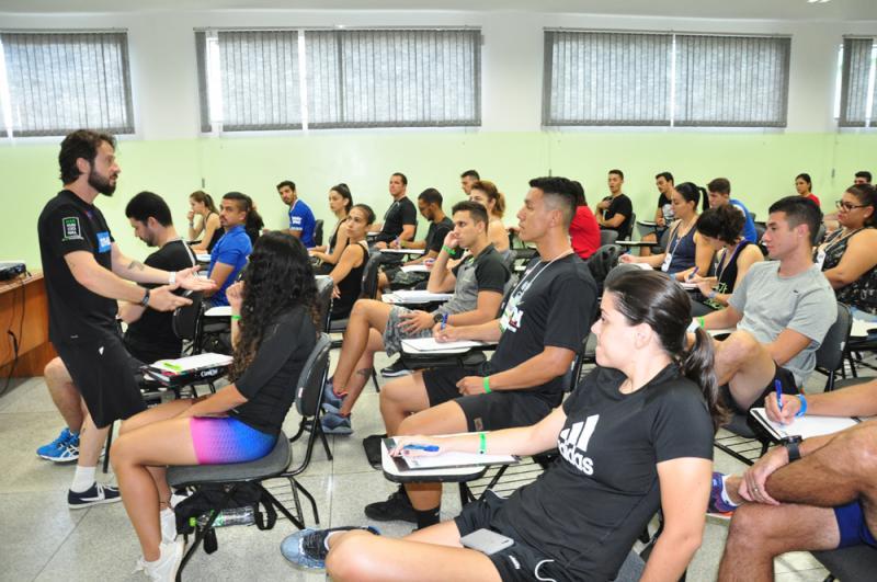 José Reis - Congresso é promovido pelo Encontro Nacional de Atividade Física