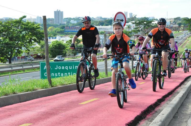 José Reis - Em sua 10º edição, evento atraiu 150 ciclistas e apaixonados pelo esporte