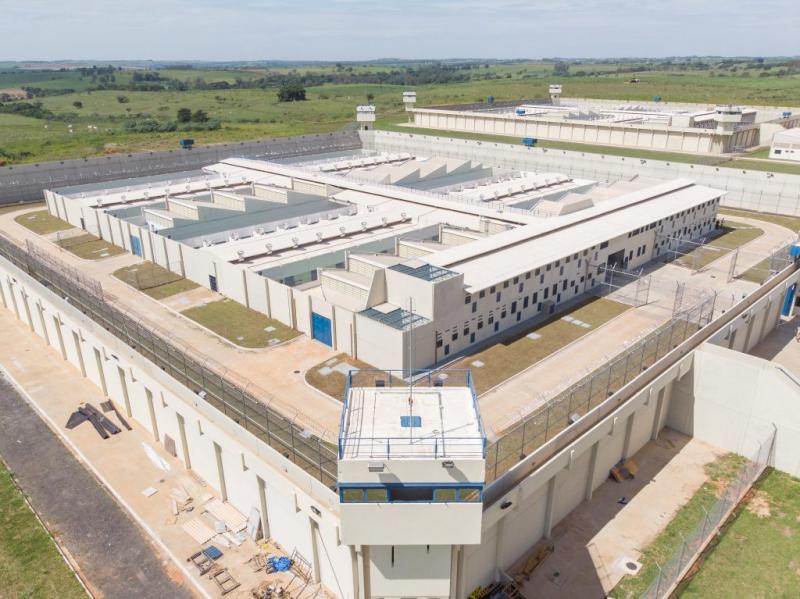 SAP - Centros serão entregues simbolicamente amanhã, cada um têm capacidade para abrigar 823 detentos