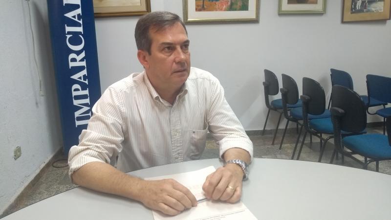 Weverson Nascimento - Claudemir, diretor-executivo do Itesp, diz que segurança jurídica garante investimentos