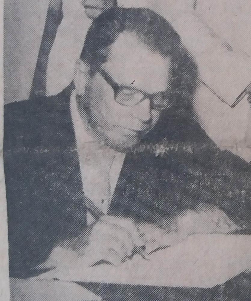 Antonio Sandoval Netto