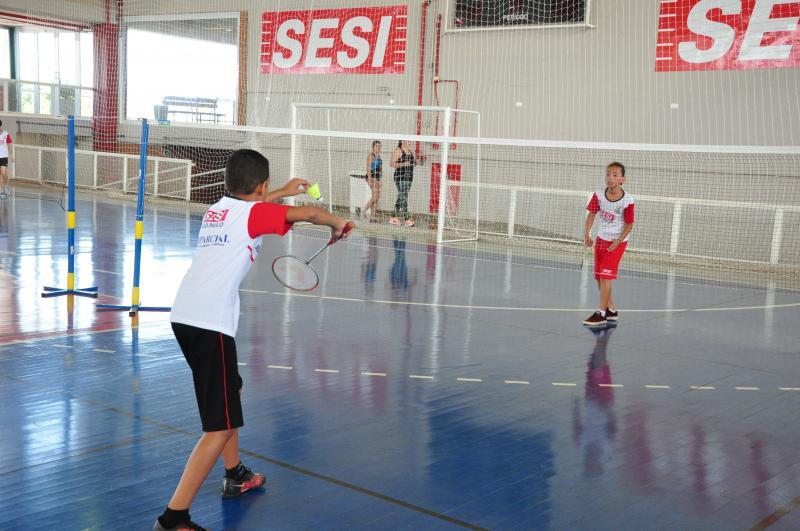 José Reis  - Torneio interno reuniu alunos de 10 a 18 anos na manhã de ontem