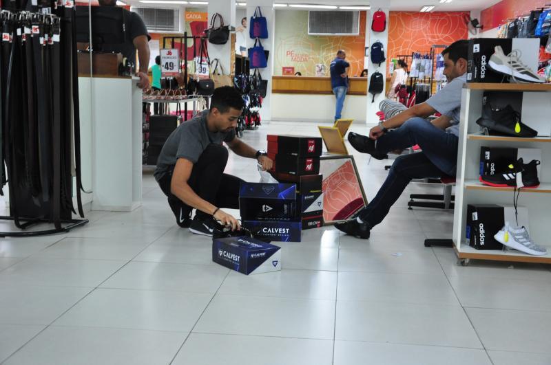 José Reis - Expectativa do Sincomercio é de maior movimentação nas lojas centrais a partir deste mês