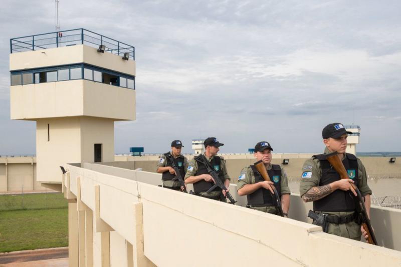 Cedida/SAP - CDPs (Centros de Detenções Provisórias) I e II de Pacaembu foram entregues na última semana