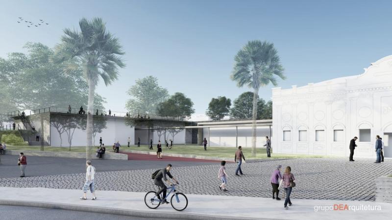 Prefeitura Presidente Prudente:Projeto arquitetônico gira em torno de 1.365 metros quadrados de construção