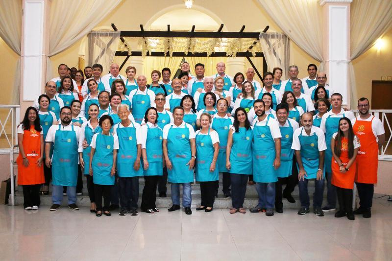Francinara Nepomuceno: Associados do Rotary Club Sul de Prudente prontos para trabalhar na 26ª edição em prol da UNIPODE