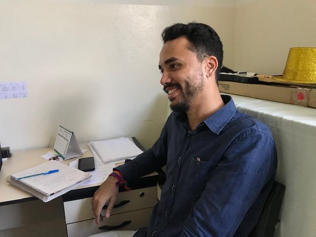 """Gabriel Buosi -José: """"Arte não se limita a pessoas com ou sem deficiência"""""""