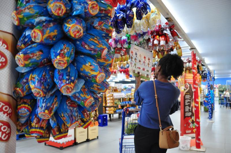 José Reis - Em Prudente, supermercados baixaram em até 10% o preço de alguns produtos pascais