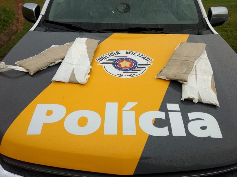 Polícia Militar Rodoviária:Casal está detido na Delegacia de Polícia Federal, em Prudente