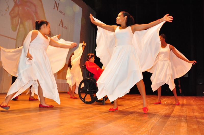 José Reis: Festival Regional Nossa Arte reuniu 100 assistidos da região de Presidente Prudente