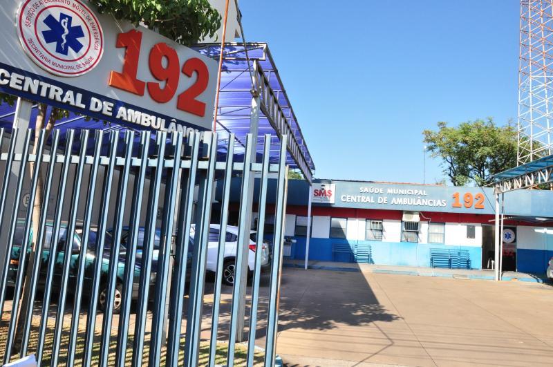 José Reis -Sede do Atendimento Móvel de Emergência fica na Avenida Coronel Marcondes, 2.135