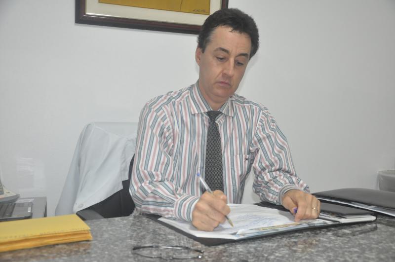 Arquivo - Paulo Roberto Gomes, pneumologista, fala das doenças