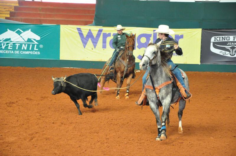 José Reis  - Etapa de Prudente teve 2.200 inscrições, com 308 competidores e 603 cavalos envolvidos