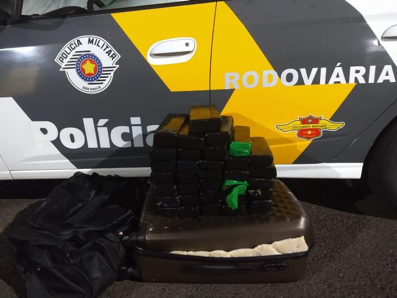 Polícia Militar Rodoviária:Apreensões ocorrem em abordagens na Rodovia Raposo Tavares
