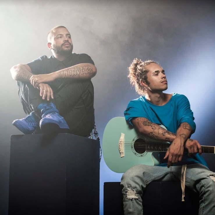 """Reprodução/Facebook:Clipe """"Sei lá"""" foi gravado em colaboração com cantor Vitão"""