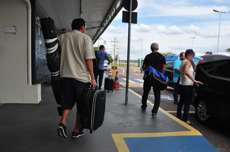 José Reis -Mudança de hábito do consumidor dá preferência ao uso de bagagens de mão em viagens