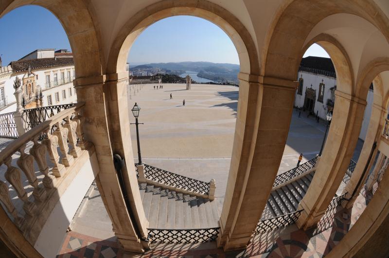 Turismo do Centro de Portugal:Universidade de Coimbra: Uma das mais antigas do mundo